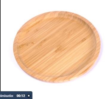 palmblad soepbord